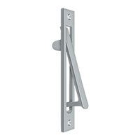 "Deltana Ep6125U26D - Edge Pull Hd, 6 1/4"" X 1 1/4"" - Brushed Chrome Finish"