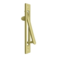 "Deltana Ep6125U3 - Edge Pull Hd, 6 1/4"" X 1 1/4"" - Polished Brass Finish"