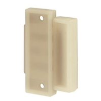 Prime Line F 2505 - Sliding Window Latch&Pull, Auto Latching, Natural Plastic