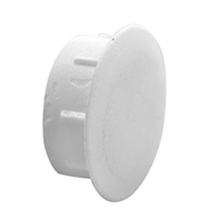 Prime Line F 2657 - Vinyl Window Hole Plug, 1/2""