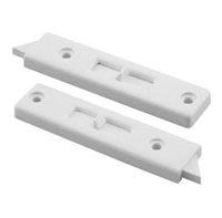 Prime Line F 2671 - Window Tilt Lock, 1Pr, White Vinyl