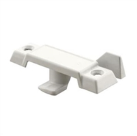 Prime Line F 2689 - Window Sash Lock, Deep Offset, White