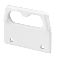Prime Line F 2738 - Window Latch Face Keeper, White