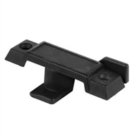 Prime Line F 2771 - Window Cam Latch, Acorn, Black