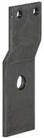 Don Jo Fbt-1-Steel, Flush Bolt Tab, Steel Finish