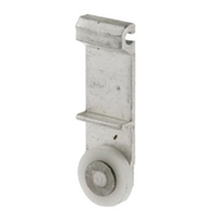 "Prime Line G 3001 - Sliding Window Roller Assembly, 5/8"" Flat Nylon Wheel"