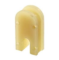 Prime Line G 3026 - Sliding Window Top Guide, Nylon