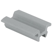 Prime Line G 3028 - Sliding Window Top Guide, Snap-In, Plastic