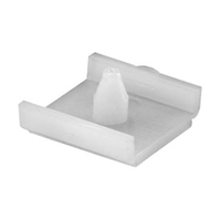 Prime Line G 3029 - Sliding Window Guide, Snap-In, Nylon