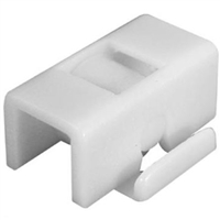 "Prime Line G 3065 - Sliding Window Roller Assembly, 13/32"" Flat Nylon Wheel"