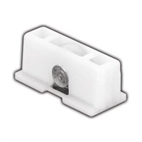 "Prime Line G 3089 - Sliding Window Roller Assembly, 1/2"" Steel Wheel"