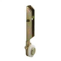 "Prime Line G 3135 - Sliding Window Roller Assembly, 1/2"" Flat Nylon Wheel"