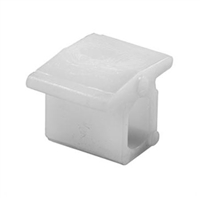 Prime Line G 3154 - Sliding Window Top Guide, Nylon