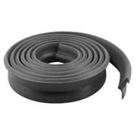 Prime Line Gd 12290 - Wood Door Bottom Seal, 10' Long, Heavy Duty