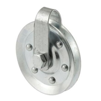 "Prime Line Gd 52109 - Pulley W/Strap & Bolt, 3"" Diameter"