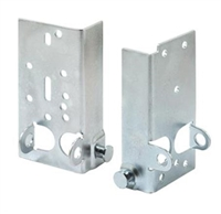 "Prime Line Gd 52197 - Bottom Lifting Brackets, 1Ea L & R, Wo/Fastners, 7/16"" Stem"