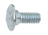 "Carriage Bolt, 5/16"" X 3/4"", Oval Head"