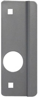 Don Jo Glp-307-Lhr-Sl, For Aluminum Entrance Doors And Solves Pull Handle Interference, Sl Finish