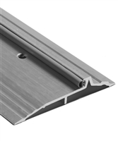 "Gorilla Heavy Duty Aluminum 5"" Wide x 7/8"" Tall Bumper Seal Panic Threshold, Made In USA, Specify Size and Finish"