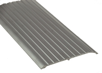 "Gorilla Heavy Duty 5-1/2"" x 1/2"" Aluminum 1/4"" Offset Threshold for Commercial Applications, Made In USA, Specify Size and Finish"