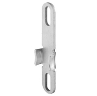 Prime Line H 3545 - Casement Window Lock Keeper, Universal, Aluminum