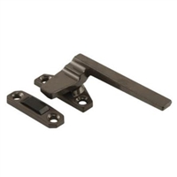 Prime Line H 3599 - Casement Locking Handle, Right Hand, Off-Set Base, Bronze