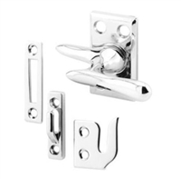 Prime Line H 3684 - Casement Window Lock, Chrome Plated