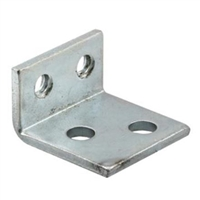 Prime Line H 3702 - Casement Operator Mounting Brackets, Aluminum Finish