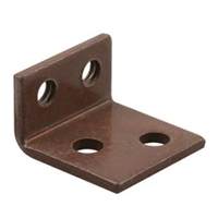 Prime Line H 3703 - Casement Operator Mounting Brackets, Bronze Finish