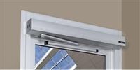 Hunter Ditec Entrematic (Assa Abloy) Ha8-Lp, Low Energy Ada Swing Door Operator, Universal Arm With Extended Pull Track, For Single Door