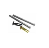 "Hager 2-639-3238, Tailpiece Kit For 2""-2-1/4"" Thick Door (3114 Fixed Cylinder Only), Us10B Antique Bronze"