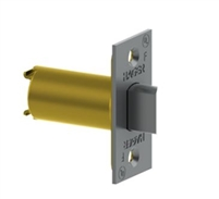 "Hager 3947, 2500 Series 2-3/4"" (70Mm) Backset Passage Spring Latch"