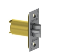 "Hager 3950, 2500 Series 2-3/8"" (60Mm) Backset Dead Latch For 2525 Exit Lock And All Keyed Functions"