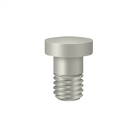 Deltana Hpss70U15 - Extended Button Tip For Solid Brass Hinges - Brushed Nickel Finish
