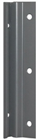 "Don Jo Ilp-206-Cp, 6"" Interlock For Inswinging Doors, Cp Finish"