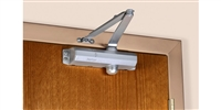 "Norton J1700Bc: Norton 1700 Series Door Closer 1-4 Top Jamb Only, Reveals 4-7/8"" To 6-7/8"", Non-Hold Open"