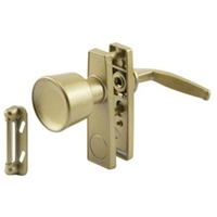 Prime Line K 5002 - Tulip Knob Latch Set, Gold