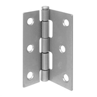 Prime Line K 5038 - Screen Door Hinge Steel Gray