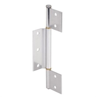 "Prime Line K 5093 - Screen Door Hinge, 1/8"" Offset, Aluminum"