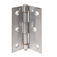 Prime Line K 5175 - Screen Door Hinge Pack, Aluminum W/Stainless Steel Screws