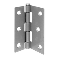 Prime Line K 5180 - Screen Door Hinge, Silver Steel