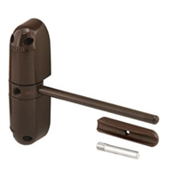 Prime Line Kc17Hd - Safety Spring Door Closer, Brown