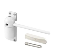 Prime Line Kc50Hd - Mini Gate & Screen Door Closer, White