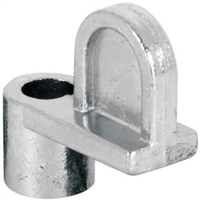 "Prime Line L 5502 - Window Screen Clip, 1/8"", Zinc"