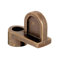 "Prime Line L 5585 - Window Screen Clip, 1/8"", Bronze"