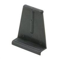 Prime Line L 5677 - Screen Lift Tabs, Universal, Gray Plastic