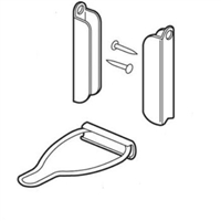 Prime Line L 5746 - Window Screen Hanger&Latche Set, White