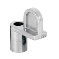 "Prime Line L 5765 - Window Screen Clips, 7/16"", Diecast, Zinc"
