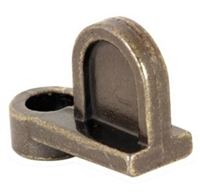 "Prime Line L 5833 - Window Screen Clip, 1/16"", Diecast, Bronze"