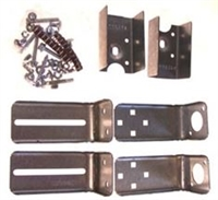 Liftmaster Safety Sensor Replacement Brackets For 41A4373A (Liftmaster Part Number: 41A6569)